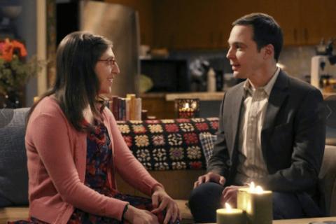 Sheldon & Amy and Virginity & Intimacy