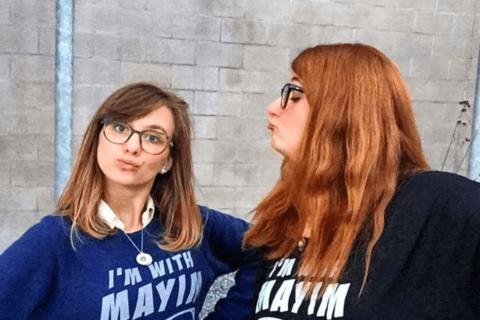 A GrokNation Friendship: Marion & Aurélie