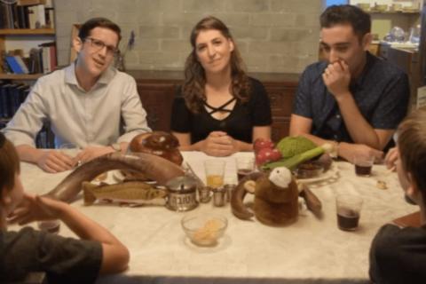 Shana Tova! Happy Jewish New Year (Video)