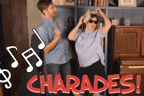 Vlog #29: Mayim and Chad play charades!
