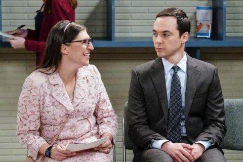 The Big Bang Theory: Amy and Sheldon go to City Hall