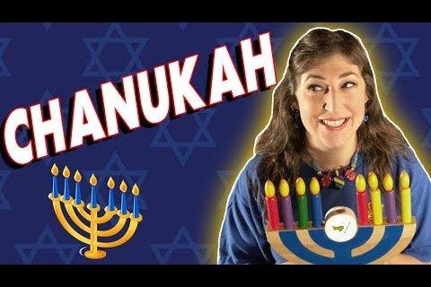 Mayim dispels Hanukkah myths