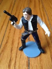 Han Solo figure
