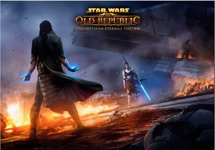 Star Wars: Old Republic artwork