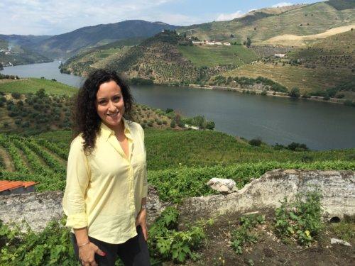 Blanche Orbe wine importer headshot