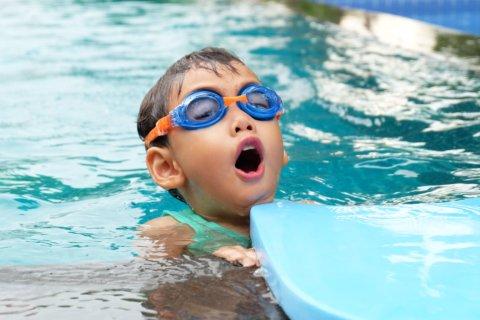 Why I'm making my kids learn to swim