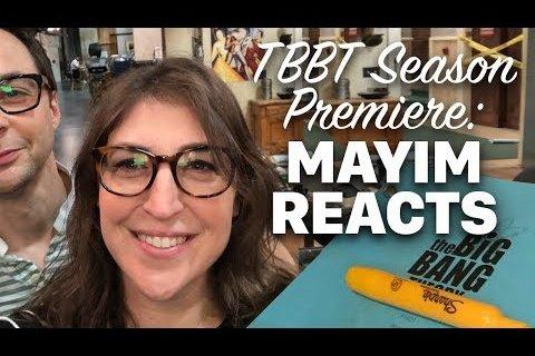 Mayim breaks down 'The Big Bang Theory' season 12 premiere