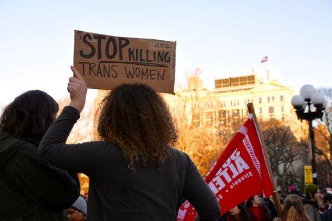 The dangers of being transgender in Trump's America