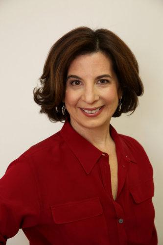 Julie Morgenstern headshot