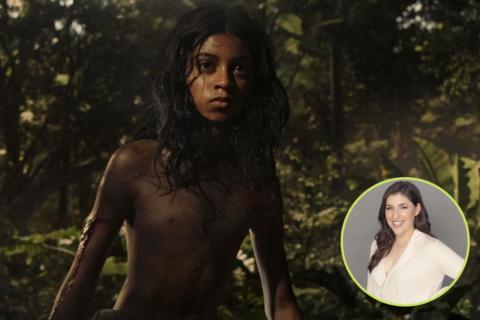 Mayim's Movie Night: Watching Netflix's 'Mowgli'