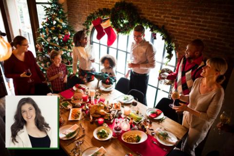 Ask Dr. Mayim: How do I embrace Christmas?